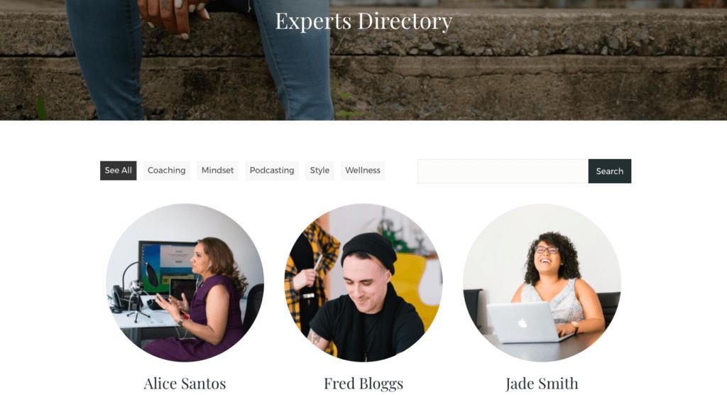 guest expert directory